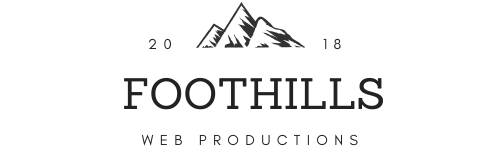 Foothills Web Productions